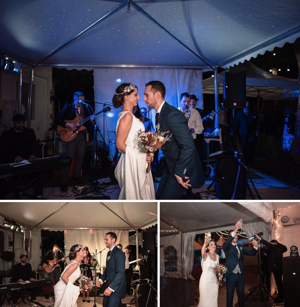boda en finca la pinada