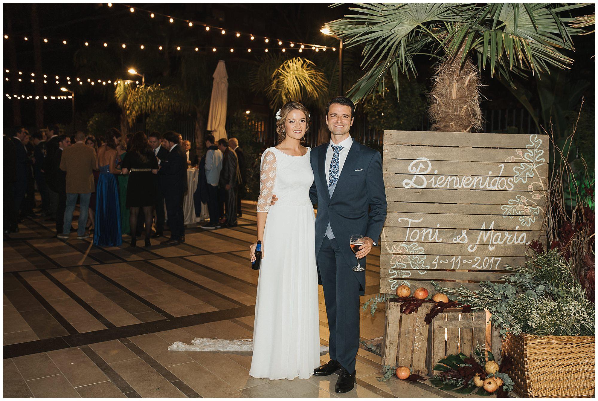 boda en el hotel siete coronas