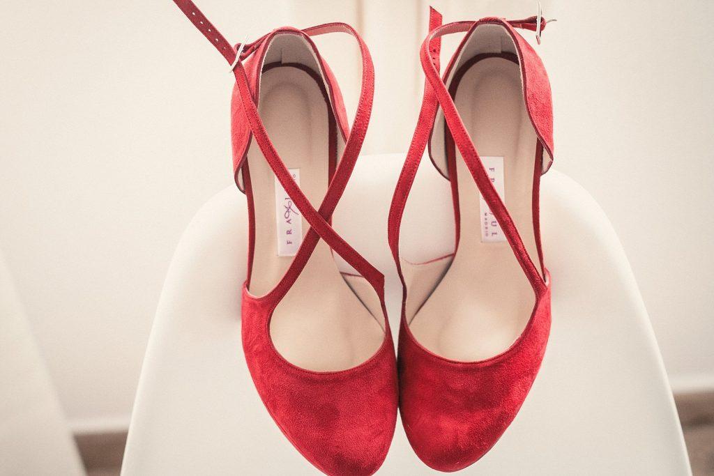 zapatos de novia franjul