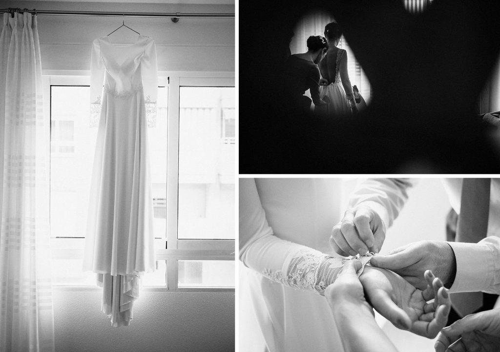 vestido de novia cayetana ferrer