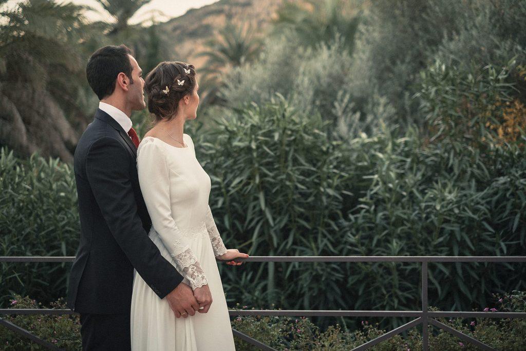 boda en el parque de la marquesa