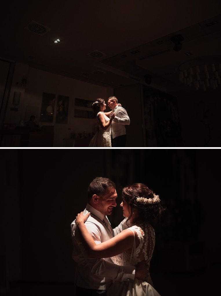 fotografía de boda en aquario celebraciones