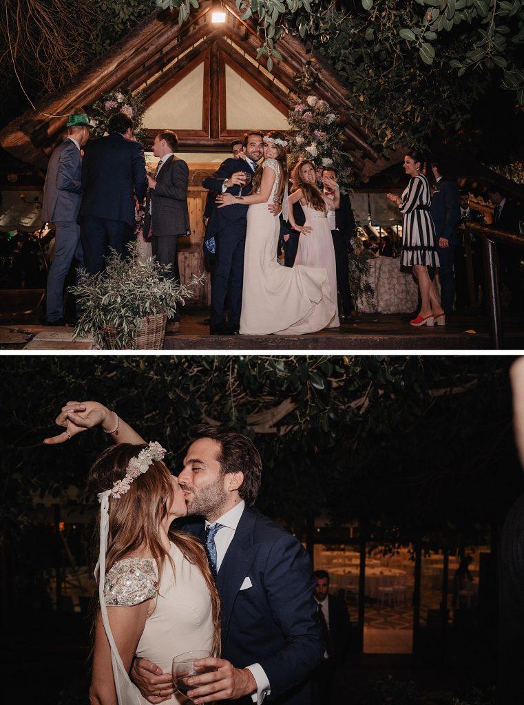 boda en la cabaña buenavista en Murcia