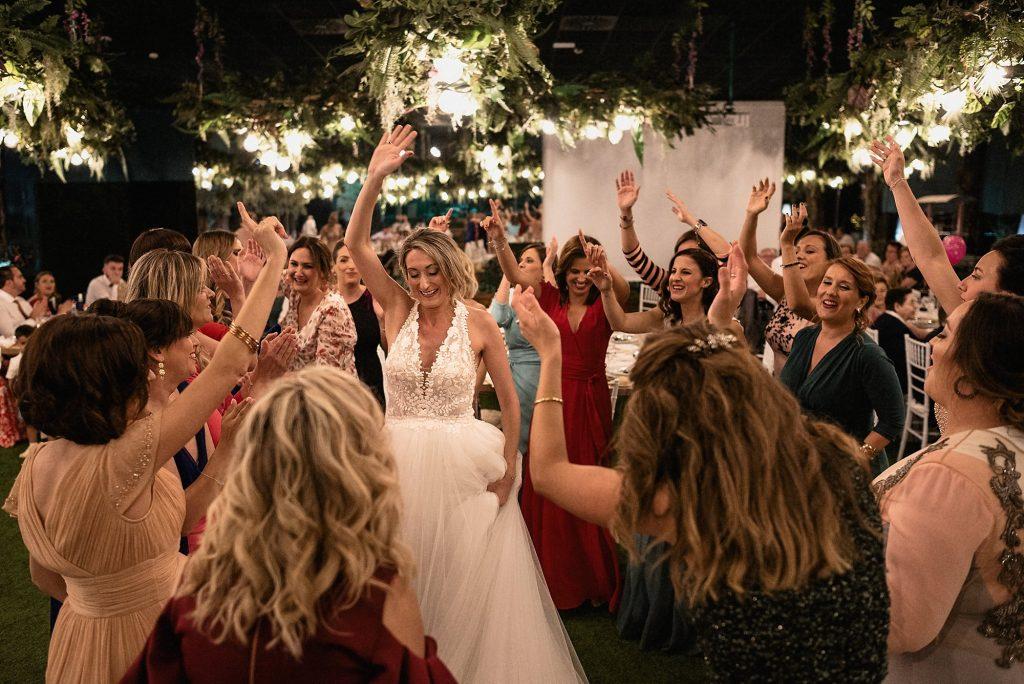 boda en el hotel executive sport