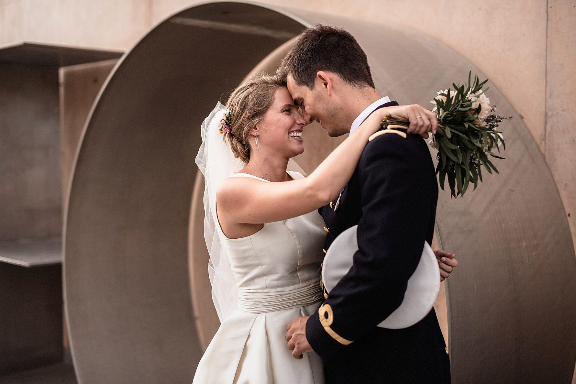 boda militar en Finca la Herencia